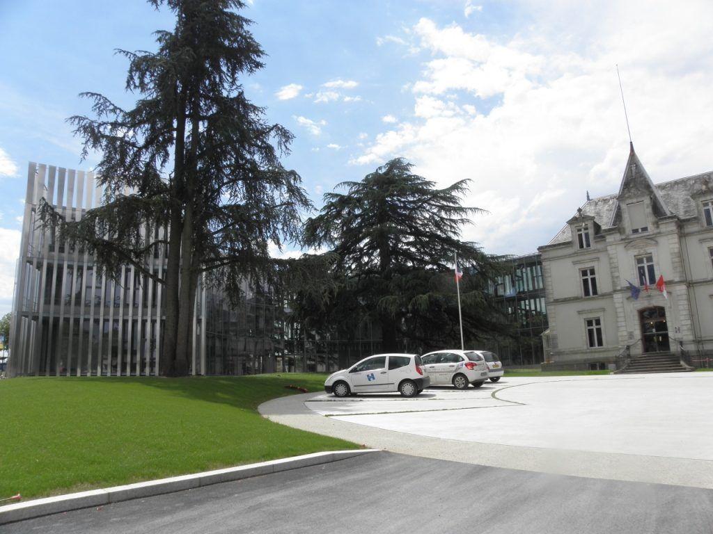 Hôtel des communes