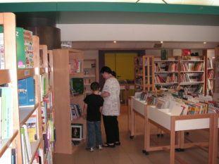 bibliothèque des Herbiers