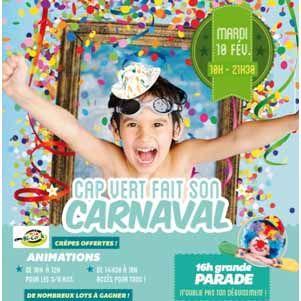 cap vert carnaval
