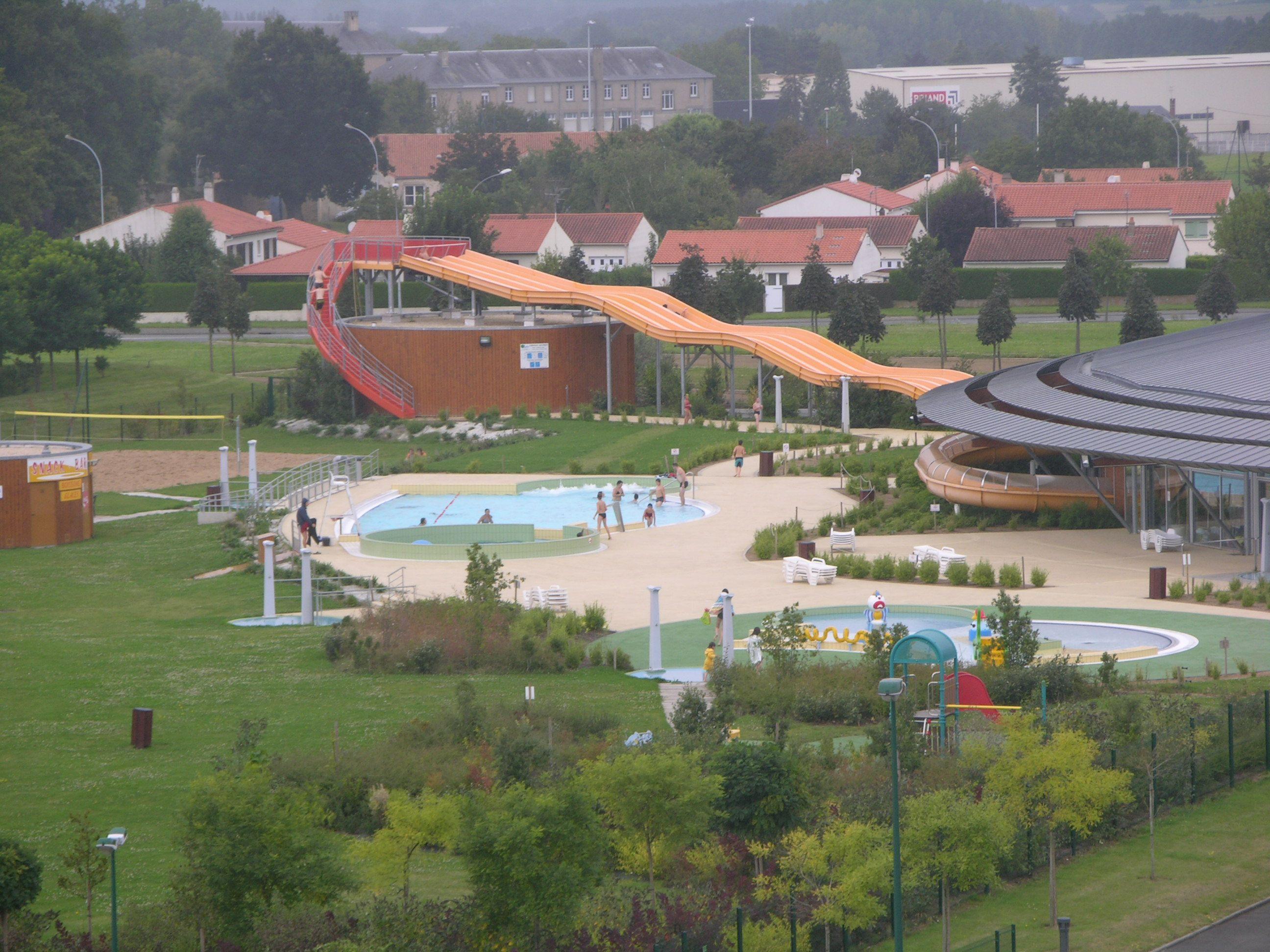 exterieur piscine Cap Vert