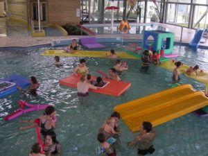 intérieur piscine Cap vert