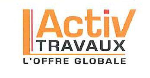 Logo activ travaux