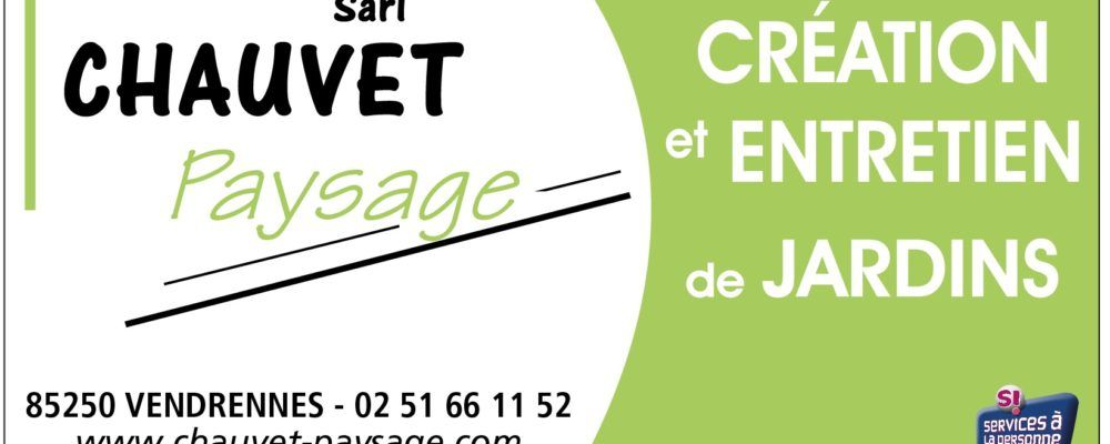 logo Chauvet Paysage