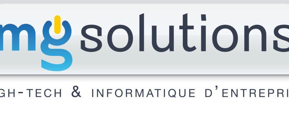 logo MG solutions