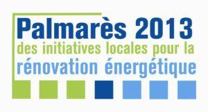 logo rénovation énergétique prix sensibilisation 2013