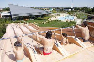 pentagliss piscine Cap Vert