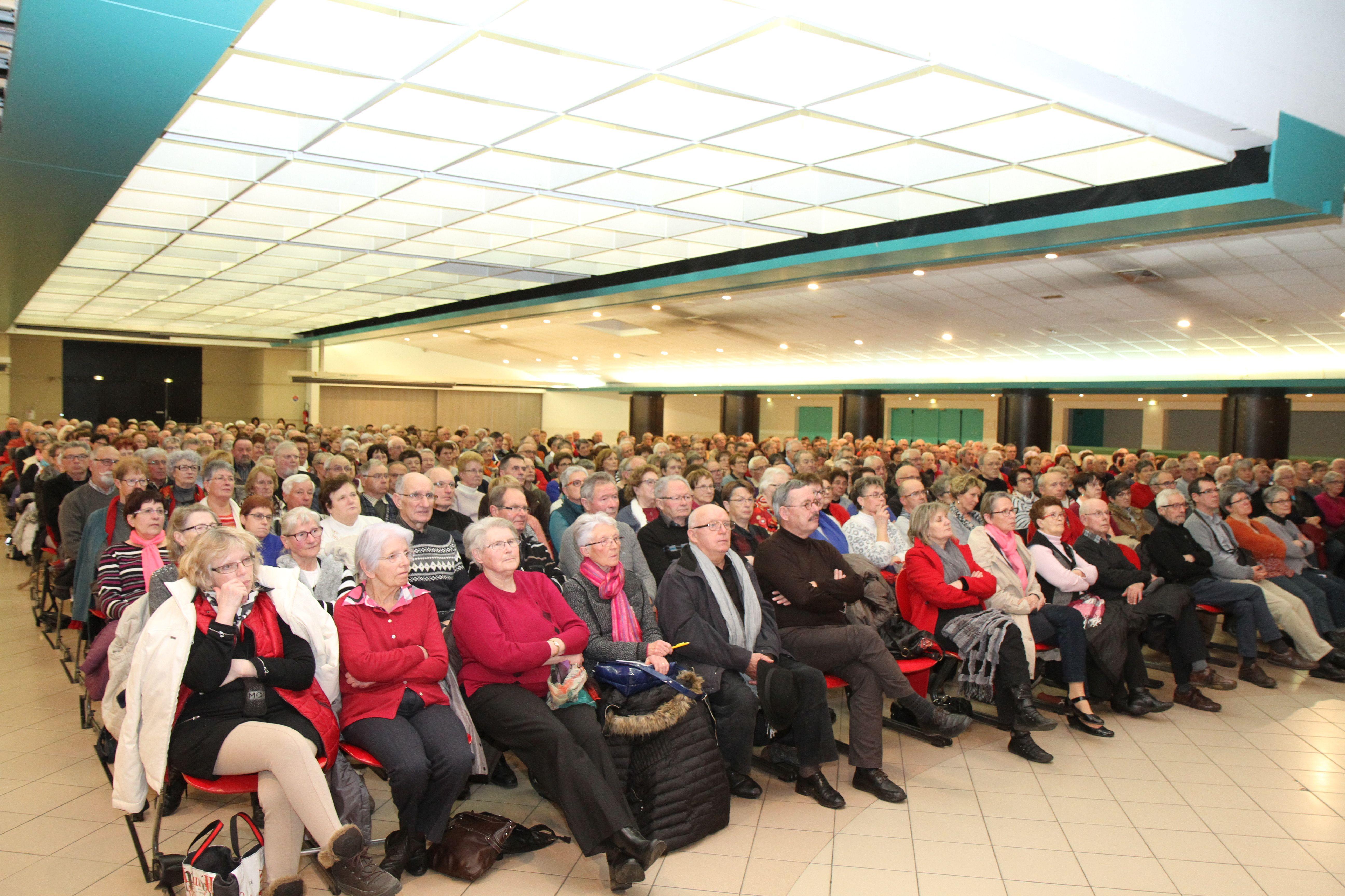 photo conférence CLIC - CC Les Herbiers