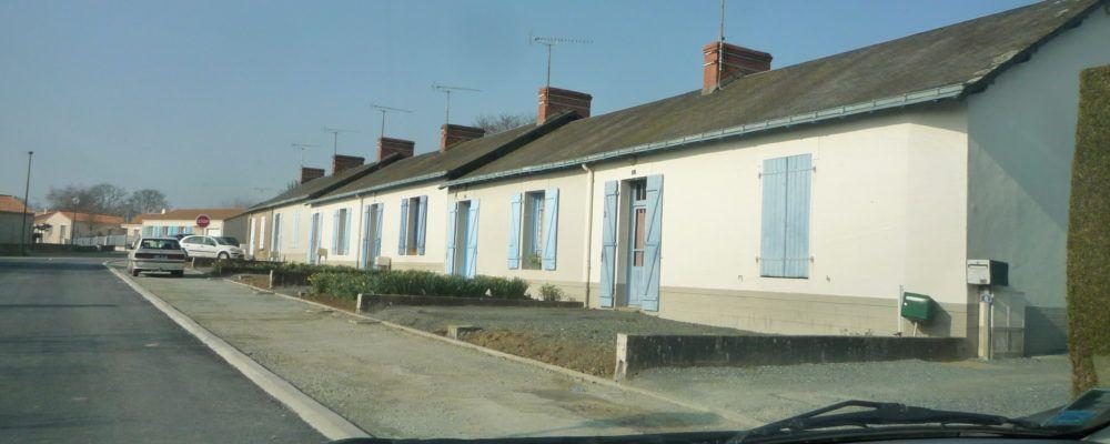 rénovation de logements à Mesnard-la-Barotière