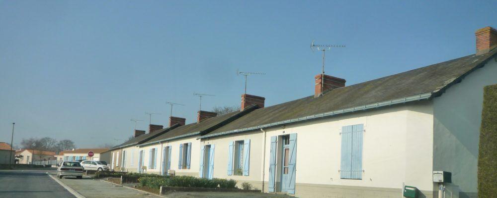 rénovation des logement à Mesnard