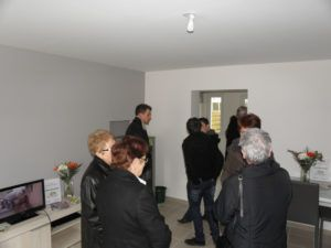 visite des logements