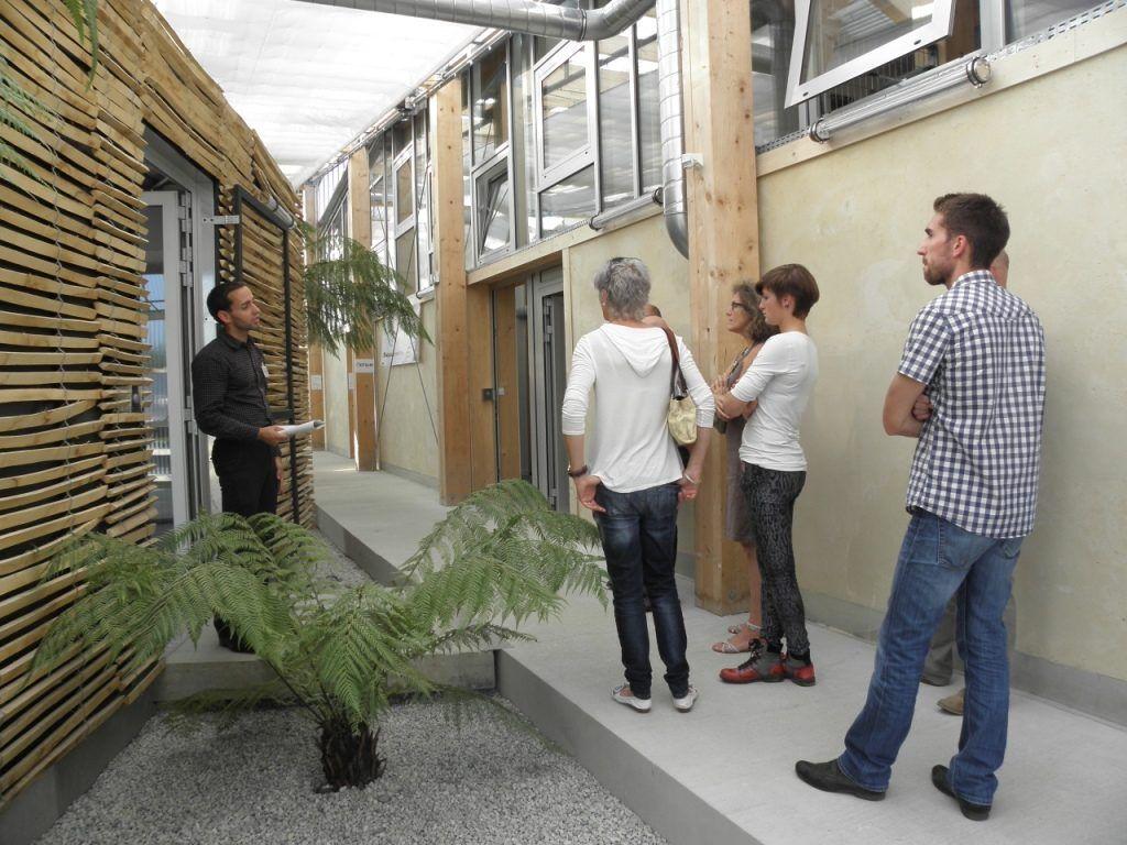 visite green tech 2014