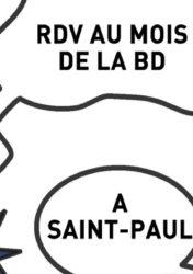 bandeau site mois de la BD à St Paul fev 16