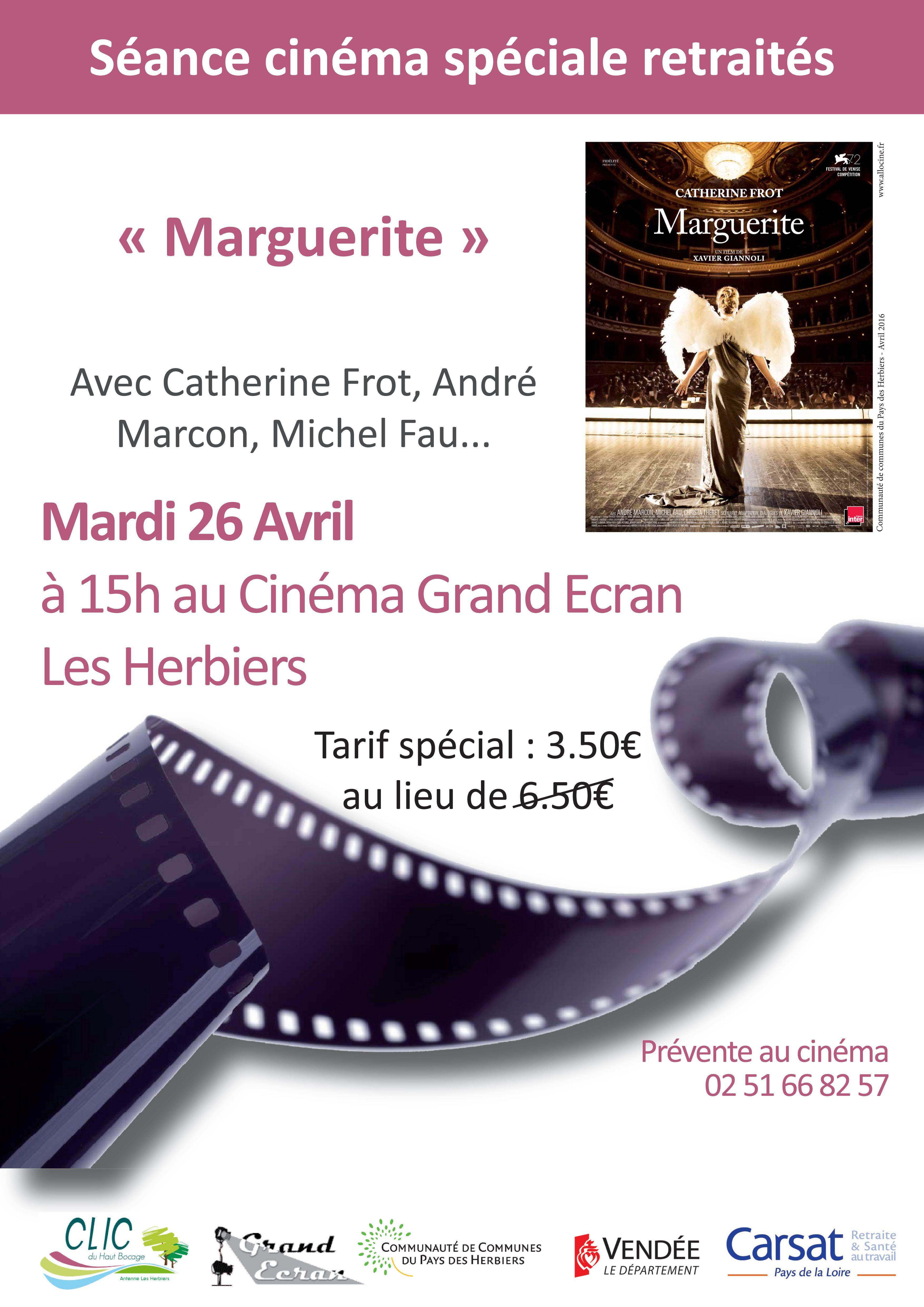 affiche Marguerite Avril 2016