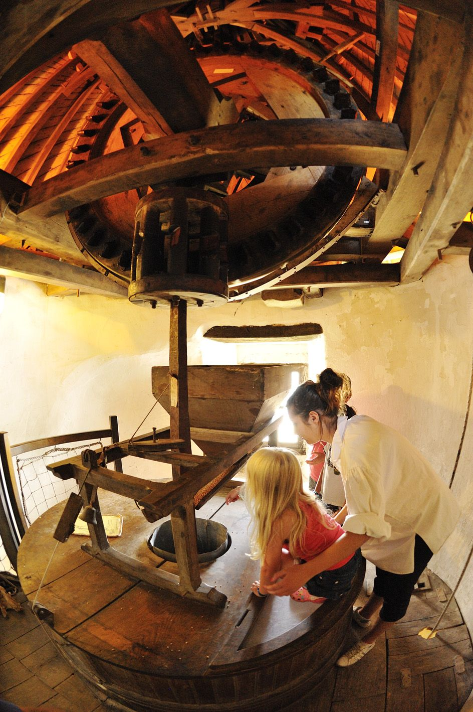 moulin des alouettes