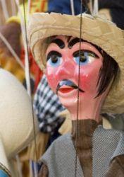 marionnettes à Mesnard 18 juin 2016