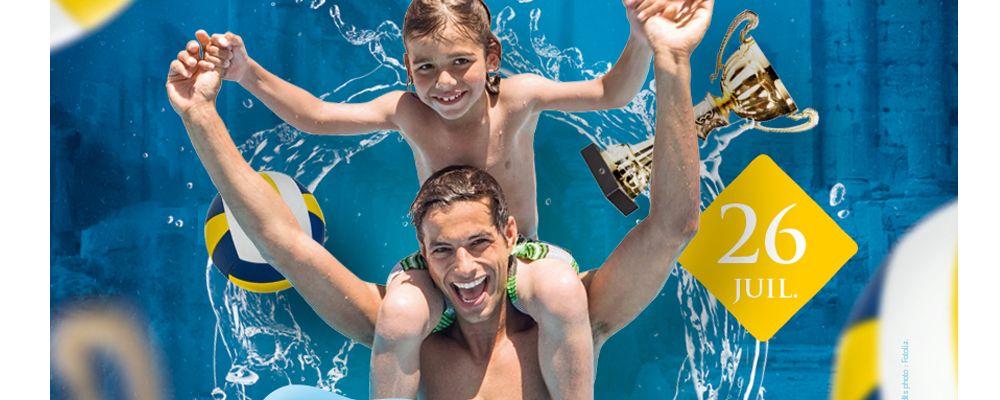 JO à la piscine 26 juillet 2016