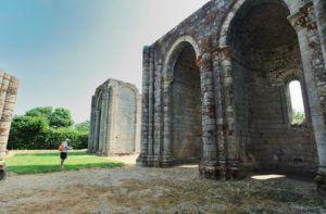 pascal beltrami Abbaye de la Grainetière