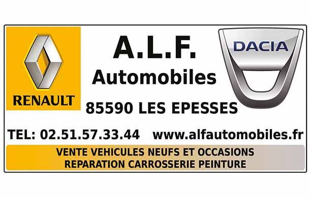 Alf automobiles renault garage for Garage renault beaurepaire