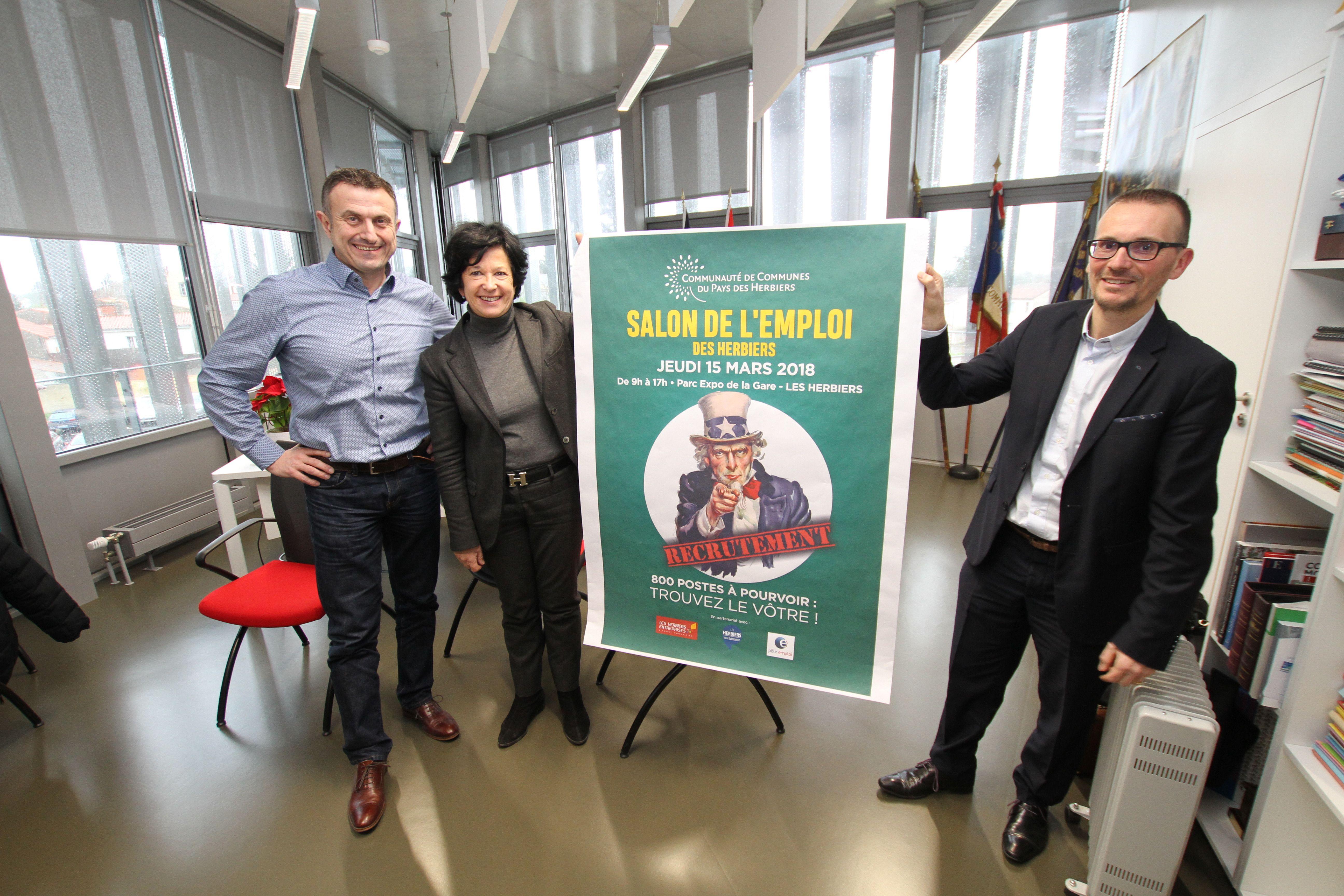 Salon de l emploi le 15 mars conomie - Salon de l emploi luxembourg ...