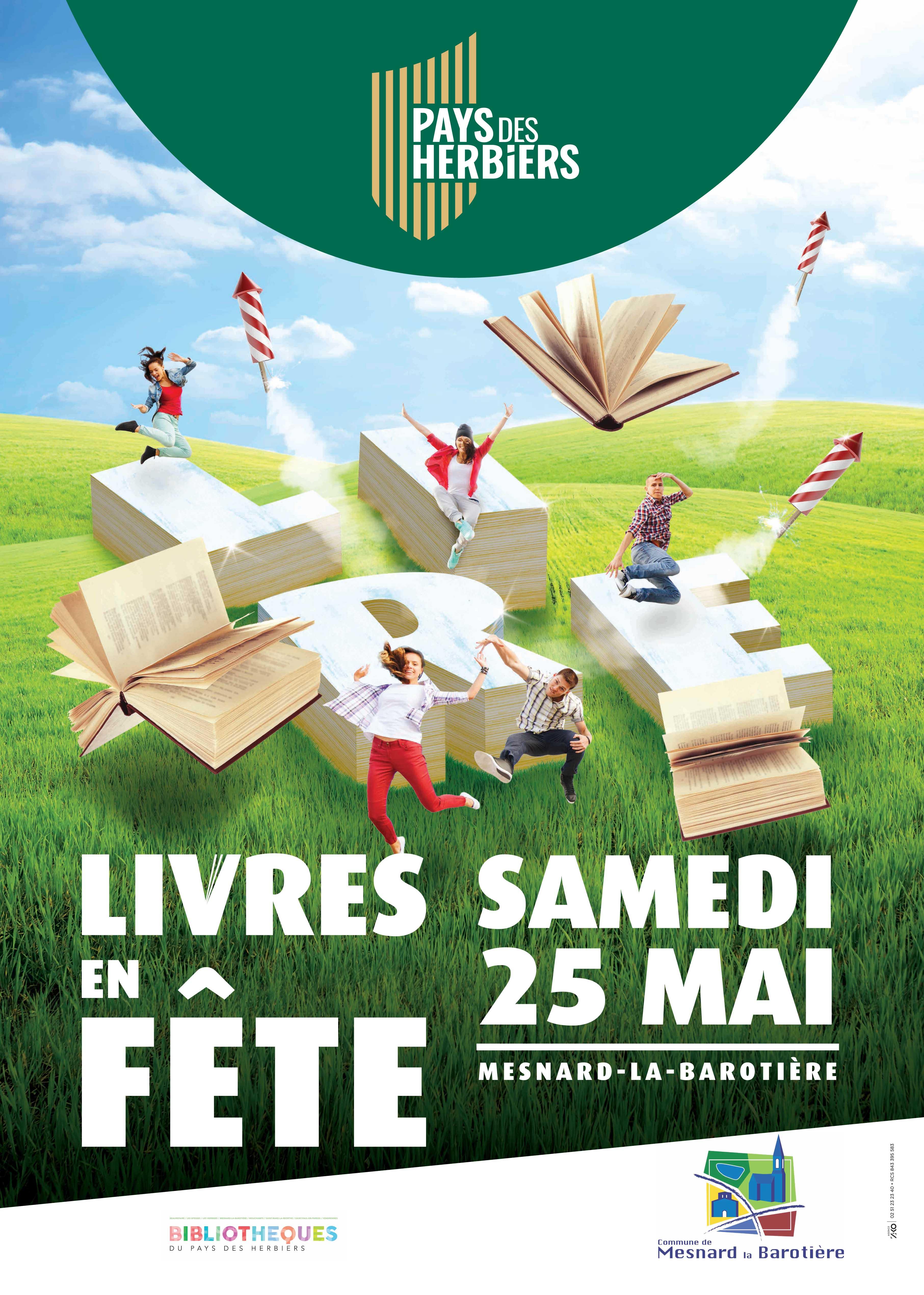 La Valise Rouge Les Herbiers livres en fête